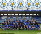 Team of Leicester City 2015-16