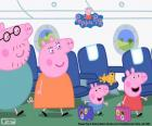 Holiday family Peppa Pig