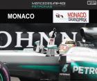 Lewis Hamilton, 2016 Grand Prix Monaco