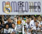 Real Madrid, 2015-2016 Champions