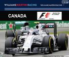 V. Bottas, 2016 Canadian Grand Prix