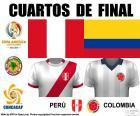 PER - COL, Copa America 2016
