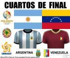 ARG - VEN, Copa America 16