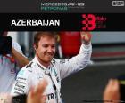 N. Rosberg, 2016 European Grand Prix