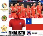 CHI finalist, Copa America 2016