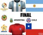 ARG-CHI final Copa America 2016