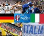 DE-IT, quarter-final Euro 2016