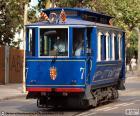 Blue Tramway, Barcelona