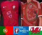 PT-Wales, semi-finals Euro 2016