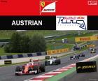 Räikkönen, 2016 Austrian Grand Prix