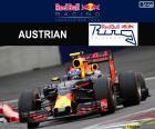 Max Verstappen 2016 Austrian Grand Prix
