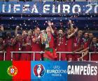 Portugal, Euro 2016 champion