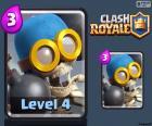 Clash Royale Bomber