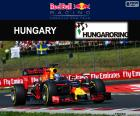 Daniel Ricciardo, GP Hungary 2016