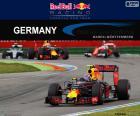 M.Verstappen, 2016 German Grand Prix