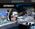 Hamilton, 2016 German Grand Prix
