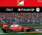 S.Vettel, 2016 Italian Grand Prix