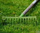 Gardener rake