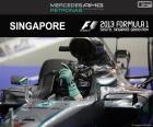Nico Rosberg, 2016 Singapore Grand Prix