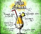 Recipe for Piña Colada