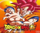 Dragon Ball Super a new story after the defeat of Majin Boo, when the Earth is in peace