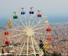 Wheel of the Tibidabo, Barcelona