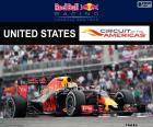 Daniel Ricciardo, United States GP 2016