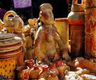 Maya ceramics