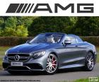 Mercedes-AMG S 63 Cabriolet, a car very elegant with engine V8 biturbo and 585 HP
