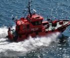 A pilot boat is a type of boat used to transport maritime pilots between land and the inbound or outbound ships