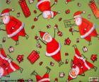 Paper of Santa Claus