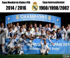 Real Madrid, 2016 FIFA Club World Cup