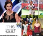 The Best FIFA Women's Player 2016