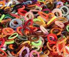 Bracelets of colors
