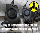 Day of Remembrance for all Victims of Chemical Warfare, 29 April. Tribute to the victims of chemical warfare, as well as to reaffirm the prohibition of chemical weapons