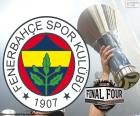 Fenerbahçe, 2017 Euroleague champion