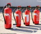 Fire extinguishers puzzle