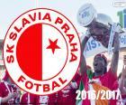 Slavia Prague, champion 2016-2017