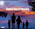 Global Day of Parents, 1 June. Tribute to fathers and mothers around the world