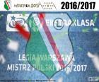 Legia, champion 2016-2017