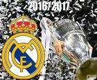 Real Madrid, Champions League 2016-2017