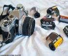 Photographic camera reflex