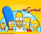 The entire Simpson family
