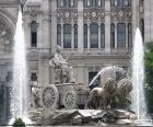 Fountain of Cibeles, Madrid