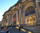The Metropolitan Museum of art (Met) is one of the most visited museums in New York and one of the ten most visited in the world, New York, United States