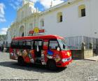 Antigua City Tour, Bus