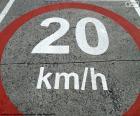 20 km/h zone
