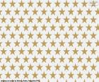 Star wrapping paper