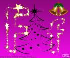 Letter F for Christmas