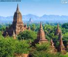 Religious buildings of Bagan, Myanmar